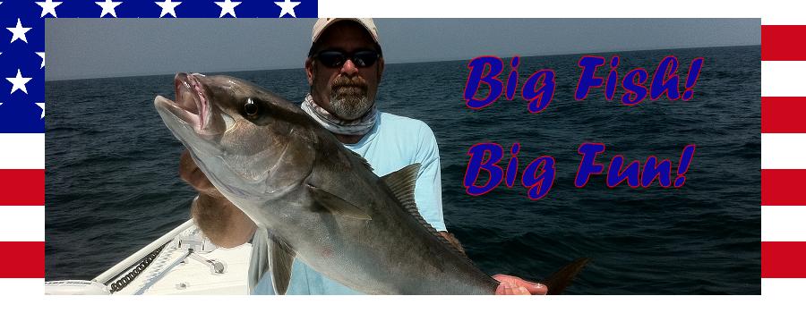 Pensacola Fishing Charter Inshore Offshore Walkons